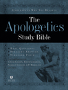 Apologetics Study Bible (eBook)